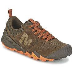 new styles bfe73 769cb Merrell Terra Turf Lace Up Casual Shoes - Mens Brown