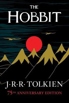 If your child has read the Harry Potter series — more than once, even — and is trying to cast spells on the cat, then it's time to dive into a new book! Try The Hobbit (J. R. R. Tolkien)