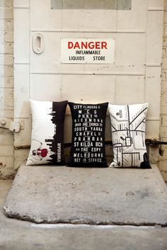 melbourne cushions from Make Me Iconic..