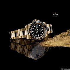 #rolex #sub #gold
