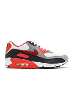 best website 1c3e6 d2b63 Air Max 90 Ex Id Carson Palmer Id White, Sport Red-Anthracite 321763-
