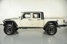 2014 Jeep AEV Brute Rubicon Unlimited Pickup for sale Wrangler Truck, Wrangler Rubicon, Jeep Wrangler Unlimited, Jeep Brute, Pickups For Sale, Toys For Boys, Boy Toys, Jeep Gladiator, Hummer