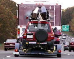 Triple Towing: What You Need To Know Before You Pull 2 Trailers Behind A Car, Truck, Or RV