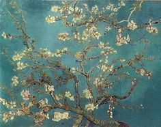 Van Gough - Cherry Blossoms