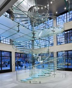 interior design stores nyc Apple Stores exterior design and architecture Often the need for good design for that office is overlooked. Interior Design Career, Interior Design Courses, Interior Design Website, Escalier Art, Escalier Design, Luz Led, Staircase Design, Spiral Staircase, Cottage Interiors