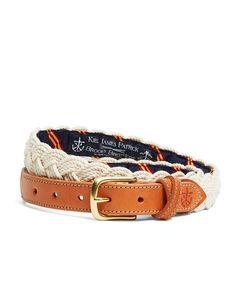 Kiel James Patrick Braided belt