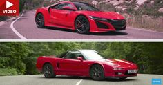 New And Old Honda NSX Driven - Is The Sequel As Good As The Original? #Acura_NSX #Acura_Videos