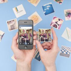 This website turns your Instagrams into magnets! Adorable stocking stuffers.