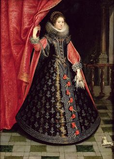 Henrietta Maria of France, after 1625
