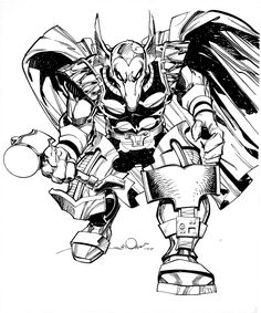 love comic covers • Beta Ray Bill by Walter Simonson