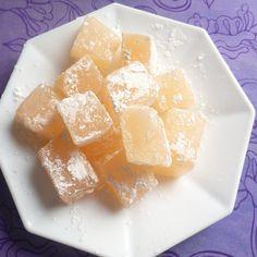 Turkish Delight- Recipe