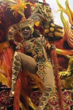 Carnival, Sao Paulo, Brazil