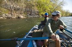 Canoeing and Tubing Adventures to Try OUt  - Canoeing down the New River with Tangent Outfitters