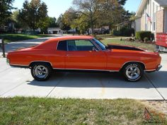 1970 monte carlo ss pictures | 1970 Chevrolet Monte Carlo SS 454 Chevy Many Extras NO RESERVE for ...