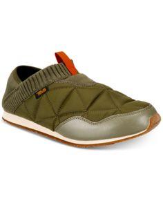 61cb8002ae7e Teva Men s Ember Moc Slippers - Green 7