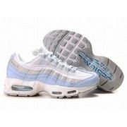 size 40 05d74 e4c97 Find Womens Nike Air Max 95 Blue White New Release online or in Pumaslides.  Shop Top Brands and the latest styles Womens Nike Air Max 95 Blue White New  ...