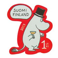 Moomin Mugs, Tove Jansson, Finland, Stamps, Paper, Winter, Fictional Characters, Design, Seals