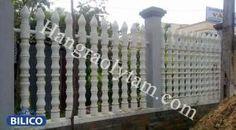 hang rao ly tam: Hàng rào bê tông ly tâm đẹp