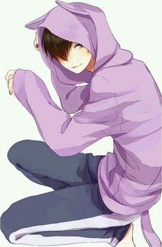 anime, boy, and ichimatsu 이미지 Dark Anime Guys, Hot Anime Boy, Cute Anime Guys, Anime Boys, Anime Chibi, Kawaii Anime, Anime Art, Manga Cute, Manga Boy