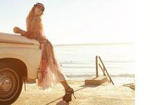 Morning Beauty | Valentina Zelyaeva by Dan Martensen
