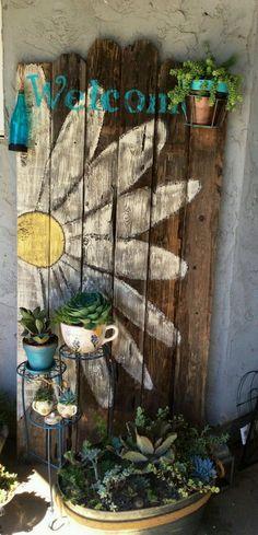 Easy DIY Planters Ideas For Beautiful Garden 1501