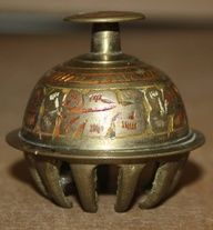 'claw' bell