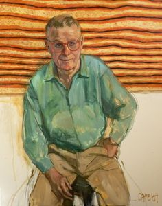 "Ann Cape - "" Reg Richardson with Ilene Napaltjarri"" 2007"