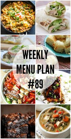 We have gotten together with some of our favorite food bloggers to bring you this custom weekly menu plan. We will all be sharing some of our favorite recipe ideas for you to use as you are planning out your meals for the week. Just click any of the recipe titles or pictures to get …