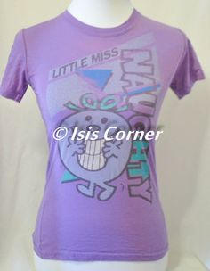 JUNK FOOD BRAND USED VINTAGE LOOK LITTLE MISS NAUGHTY GRAPHIC T SHIRT SIZE S #JunkFood #GraphicTee