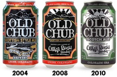 An interview with the Oskar Blues beer can designer. Very nice read.