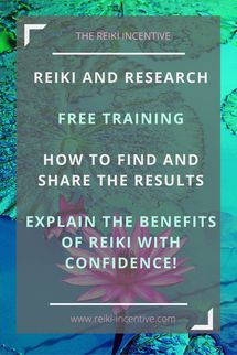 Explaining what we do as reiki practitioners can be hard! Many of us feel that we are not taken seriously and we often have to deal with negative perceptions. Knowing how to explain the benefits with the back up of research evidence is a great professiona Reiki Training, Free Training, Was Ist Reiki, Usui Reiki, What's The Number, Reiki Practitioner, Reiki Symbols, Healing Hands, Holistic Healing