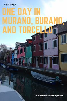 Visit Murano, Burano and Torcello near Venice Italy - Italy Travel Tips, Rome Travel, Europe Travel Guide, Europe Destinations, Positano, Amalfi, Best Travel Guides, Travel Advice, Travel Ideas