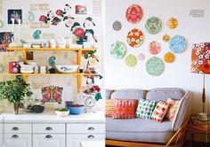 Wall art inspiration | Mollie Makes Home 3
