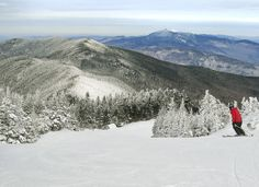 Been wanting to go skiing in Vermont forever~ Vermont Skiing, Vermont Ski Resorts, Vermont Winter, Go Skiing, Camden Maine, Hiking, Activities, Healthy, Places