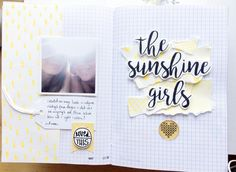 The sunshine girls by lisafisa at @studio_calico