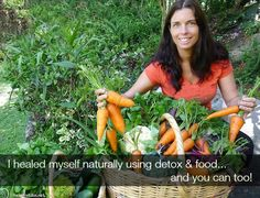 Jennifer Thompson on Detox & Juice Fasting for Your Healthy Life. Iridology by Skype or Email, Health Coaching, Detox Support. Author of Green Smoothies for Dummies.