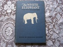 """1929 """"The White Elephant And Other Tales From India"""" Children Book: Removed India Children, India For Kids, Children Books, Vintage Children's Books, White Elephant, Antiques, Art, Children's Books, Antiquities"""