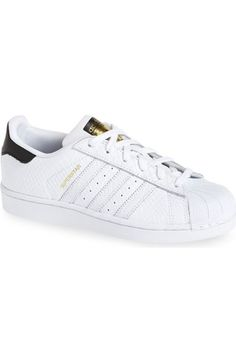 adidas \u0027Superstar\u0027 Sneaker (Baby, Walker, Little Kid \u0026 Big Kid)