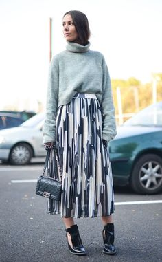 Alice Barbier from Streetstyle at Paris Fashion Week Spring 2016