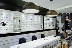 Lambacher Augenoptik by Heikaus, Pforzheim – Germany » Retail Design. Visit City Lighting Products! https://www.linkedin.com/company/city-lighting-products
