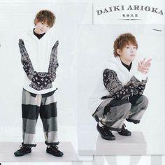 Arioka Daiki \ hey say jump