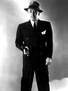 George Raft was born George Ranft on September 26, 1901. Boyhood friends include Owney Madden and Bugsy Siegel. Also connections with Al Capone and Vito Genovese. These relationships would continue for many years and would prove to be both a help and hindrance through Raft's career.