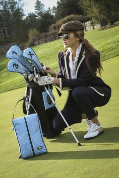 Golf : Ame & Lulu, Accessories for an Active Lifestyle