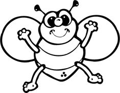 Bee Happy embroidery 4 x 4 design by Livelifecreation on Etsy Bee Coloring Pages, Free Printable Coloring Pages, Free Printables, Bee Clipart, Bee Free, Bees And Wasps, Thematic Units, Teacher Blogs, Teaching Reading