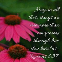 Romans 8:37 KJV