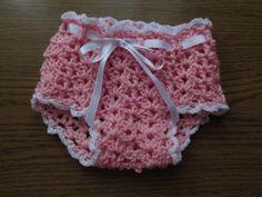 Crochet pattern diaper cover newborn diaper cover pattern | Etsy Diy Crochet Dress, Crochet Baby Bloomers, Crochet Baby Pants, Crochet Baby Dress Pattern, Baby Girl Crochet, Crochet Patterns, Cardigan Pattern, Baby Cardigan, Sewing Patterns