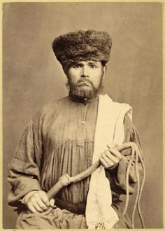 Executioner of exiled convicts in Nercinsk, Russia.