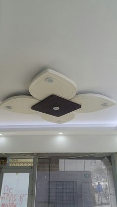 4 All Time Best Ideas: False Ceiling Architecture false ceiling architecture.False Ceiling Modern For Kids. Gypsum Ceiling Design, Ceiling Design Living Room, Bedroom False Ceiling Design, False Ceiling Living Room, Living Room Designs, Living Rooms, Hallway Light Fixtures, Modern Light Fixtures, False Ceiling For Hall