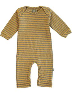 Kidscase Striped All-in-One - Mustard and Grey. £24.50 + Free P&P.