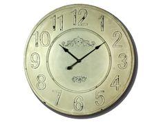 Un obiect deosebit prezent în gama de decoraţiuni interioare este ceas-ul de perete antic de diametru 80 cm. Clock, Retro, Wall, Home Decor, Large Clocks For Walls, Decorating, Homes, Watch, Interior Design